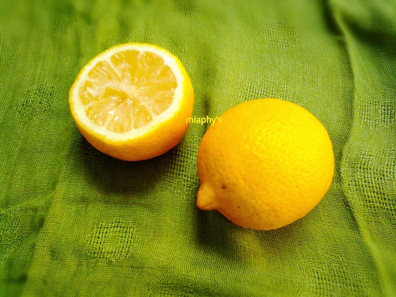 Tips Membersihkan Bekas Jerawat dengan Air Perasan Lemon